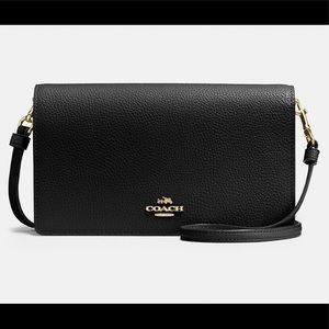COACH Hayden Foldover crossbody/clutch